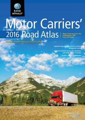 2016 Motor Carriers' Road Atlas by Rand McNally