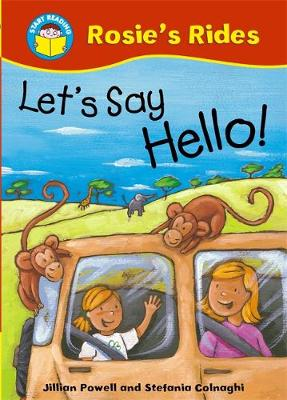 Let's Say Hello! by Jillian Powell