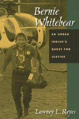Bernie Whitebear book