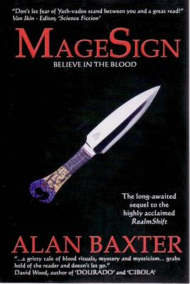 MageSign by Alan Baxter