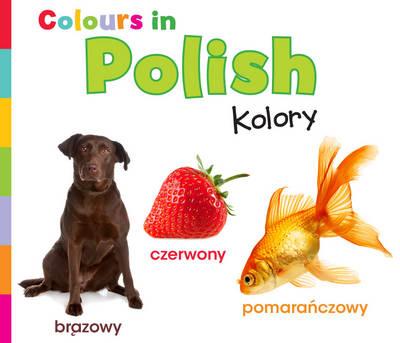 Colours in Polish: Kolory by Daniel Nunn