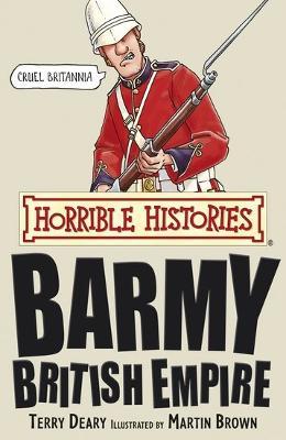 Barmy British Empire book