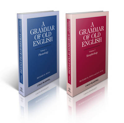 Grammar of Old English V1 & V2 by Richard M. Hogg