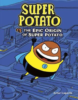 Epic Origin of Super Potato book