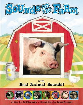 Sounds on the Farm by Gail Donovan