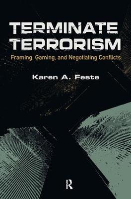 Terminate Terrorism book
