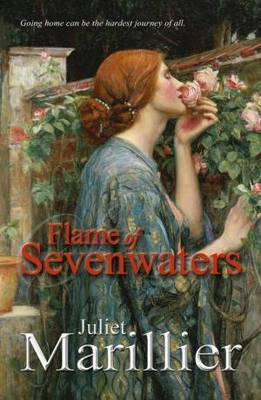 Flame of Sevenwaters book