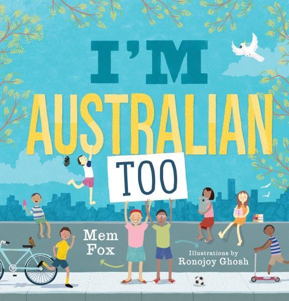 I'm Australian Too book