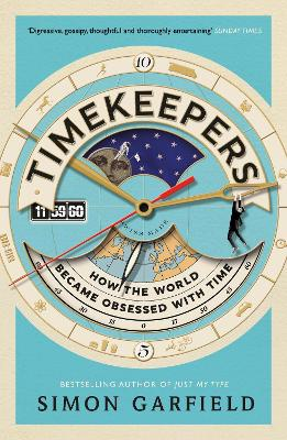 Timekeepers by Simon Garfield