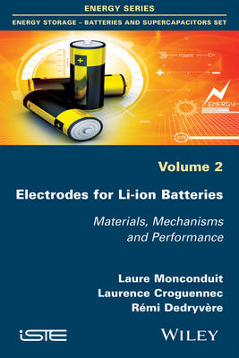 Electrodes for Li-ion Batteries by Laurence Croguennec