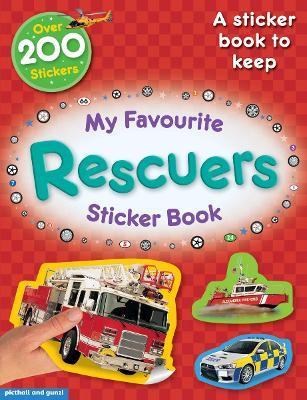 My Favourite Rescuers Sticker Book book