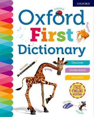 Oxford First Dictionary book
