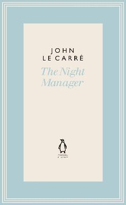 The Night Manager book