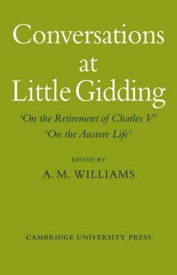 Conversations at Little Gidding book