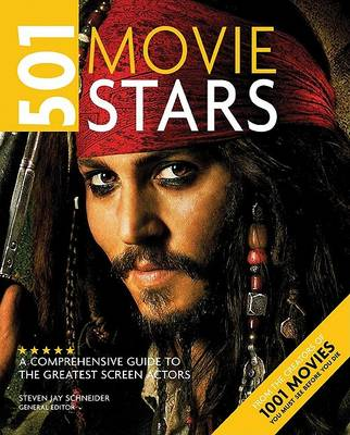 501 Movie Stars book