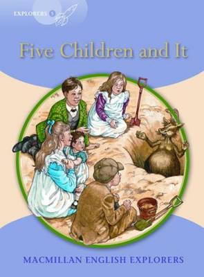 Explorers 5 Five Children and it by Gill Munton