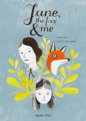 Jane, the Fox and Me book