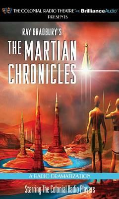 Ray Bradbury's the Martian Chronicles book