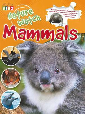 Mammals by Steve Parish