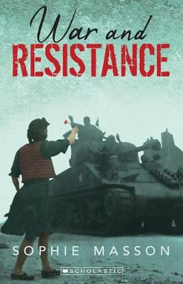 WAR AND RESISTANCE #1 book