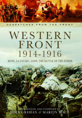 Western Front 1914-1916 by Martin Mace