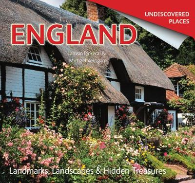 England Undiscovered by Tamsin Pickeral