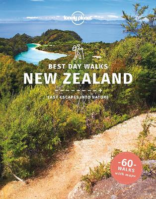 Lonely Planet Best Day Walks New Zealand book