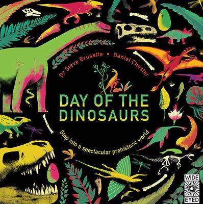 Day of the Dinosaurs by Daniel Chester