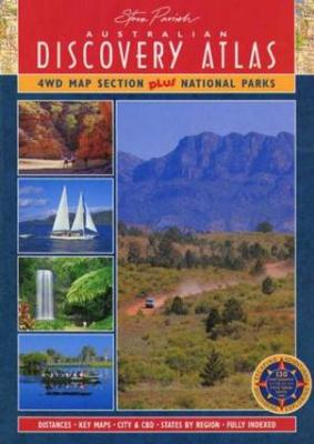 Australian Discovery Atlas by Steve Parish Publishing