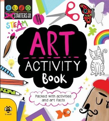 Art Activity Book (STEAM) by Jenny Jacoby