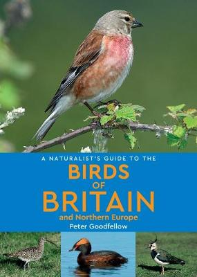 A Naturalist's Guide to the Birds of Britain and Northern Europe (2nd edition) by Peter Goodfellow