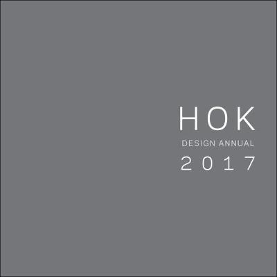 HOK Design Annual 2017 book