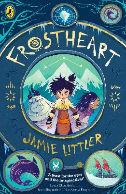Frostheart book