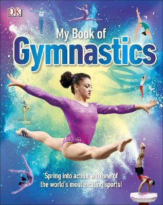 My Book of Gymnastics by DK