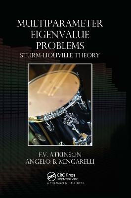 Multiparameter Eigenvalue Problems: Sturm-Liouville Theory book