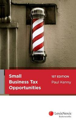 Small Business Tax Opportunities by Paul Kenny