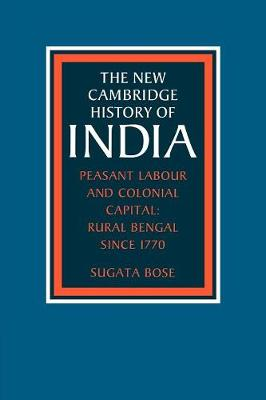 Peasant Labour and Colonial Capital book
