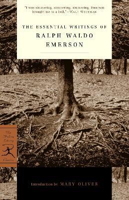 Mod Lib Essential Writings Of Emerson by Ralph Waldo Emerson