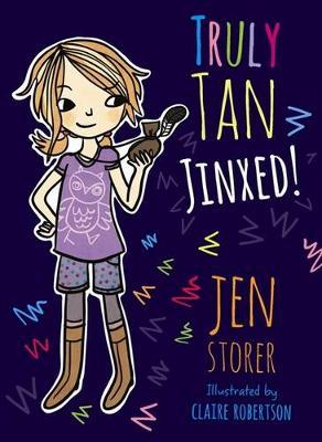 Truly Tan: #2 Jinxed! book