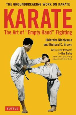 Karate: The Art of Empty Hand Fighting by Hidetaka Nishiyama
