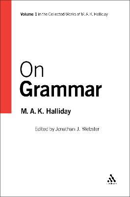 On Grammar by M. A. K. Halliday