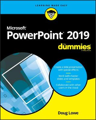 PowerPoint 2019 For Dummies book