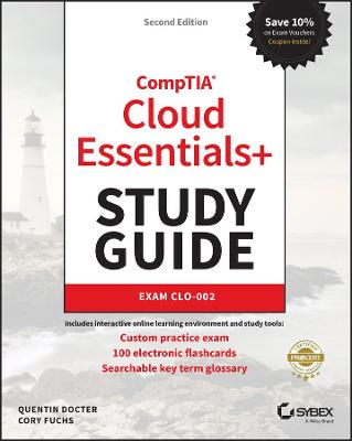 CompTIA Cloud Essentials+ Study Guide: Exam CLO-002 by Quentin Docter