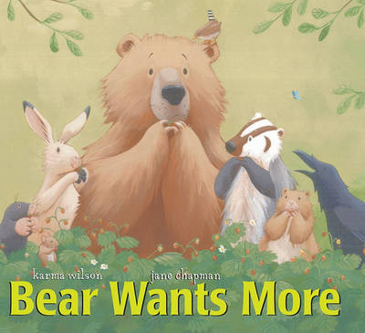 Bear Wants More by Chapman