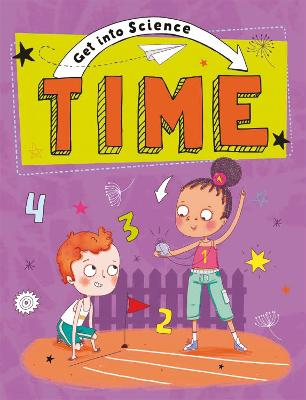 Get Into Science: Time by Jane Lacey