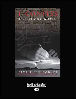 I Confess by Kooshyar Karimi