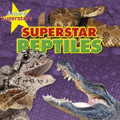 Reptile Superstars book