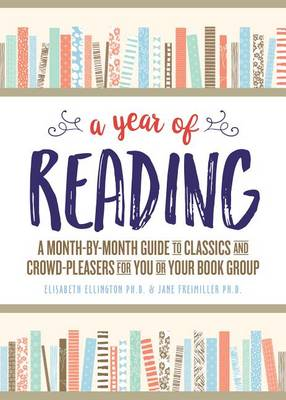 Year of Reading book