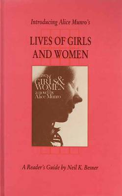 Introducing Alice Munro's 'Lives of Girls and Women' book