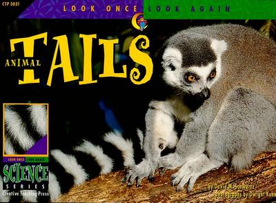Animal Tails by David M Schwartz